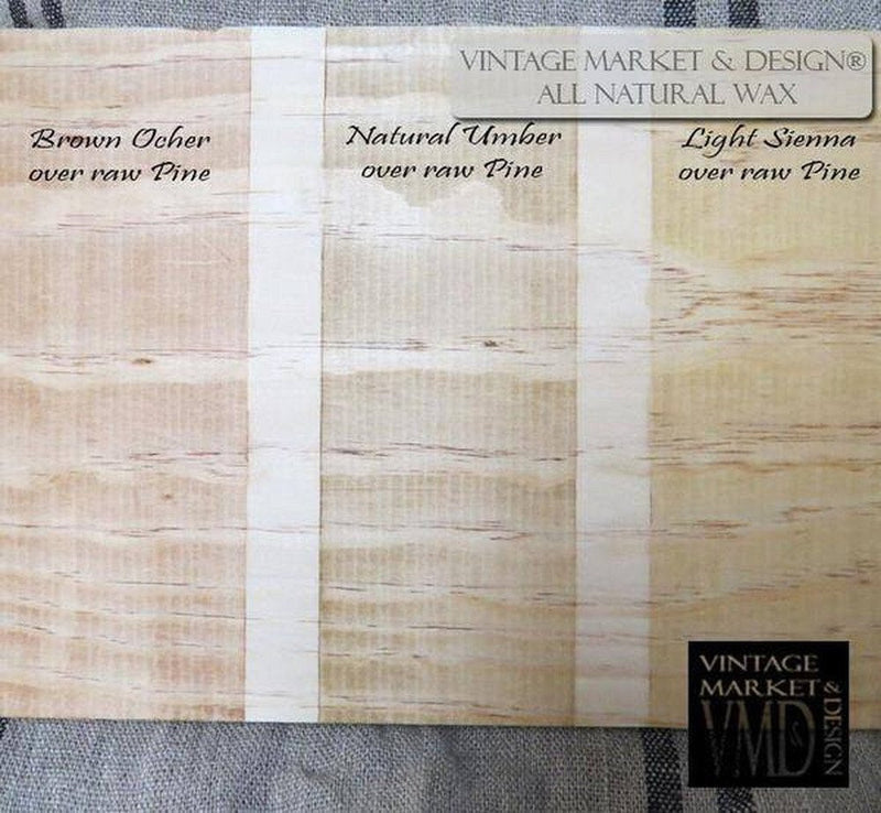 VINTAGE MARKET & DESIGN® ALL NATURAL WAXES