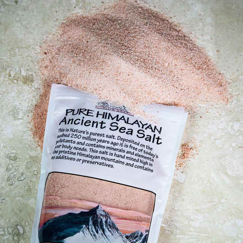 Himalayan Salt - Classic Pink Pouch
