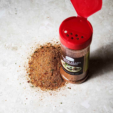 Carne Asada Seasoning - 8.7 Oz. Shaker