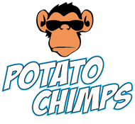 Potato Chimps Tees