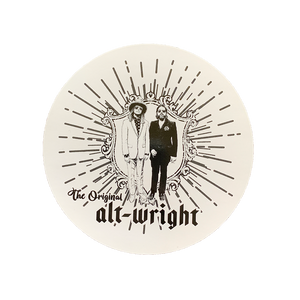 ALT Wright Sticker