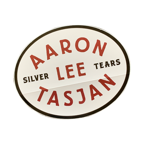Silver Tears Sticker