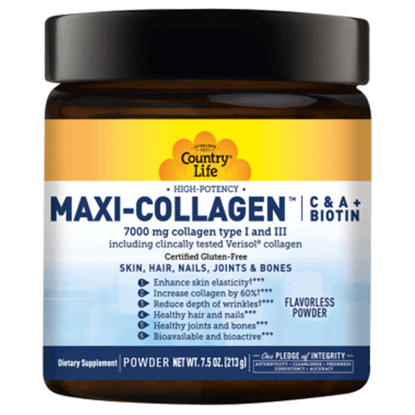 Country Life Maxi Collagen 7000mg
