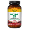 Country Life Methyl B12 1000mcg 60c