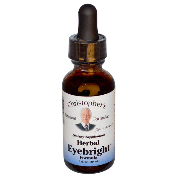 Christopher's Herbal Eyebright 1fl oz.