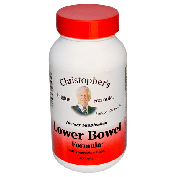 Christopher's Lower Bowel 100vc