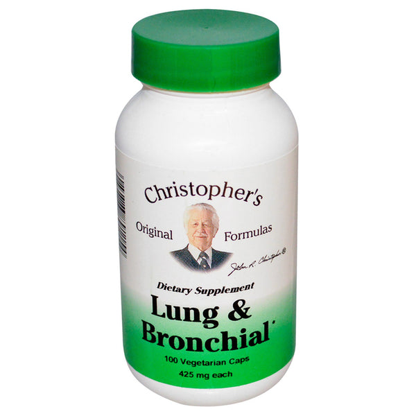 Christopher's Lung & Bronchial 100vc