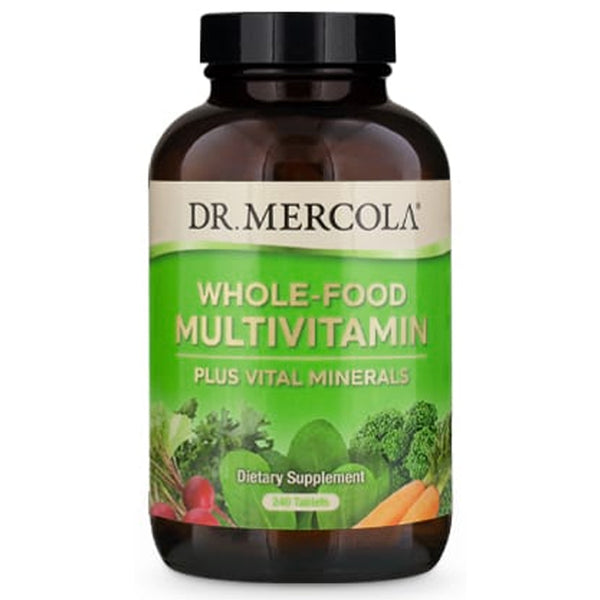 Dr. Mercola Whole Food Multi 240tbs