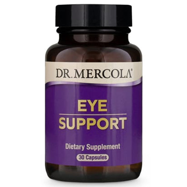 Dr. Mercola Eye Support 30 Capsules