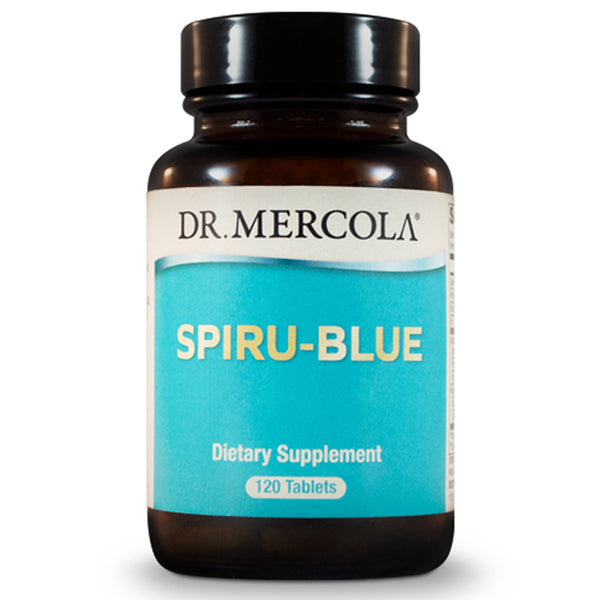 Dr. Mercola Spiru-Blue 120 Tablets