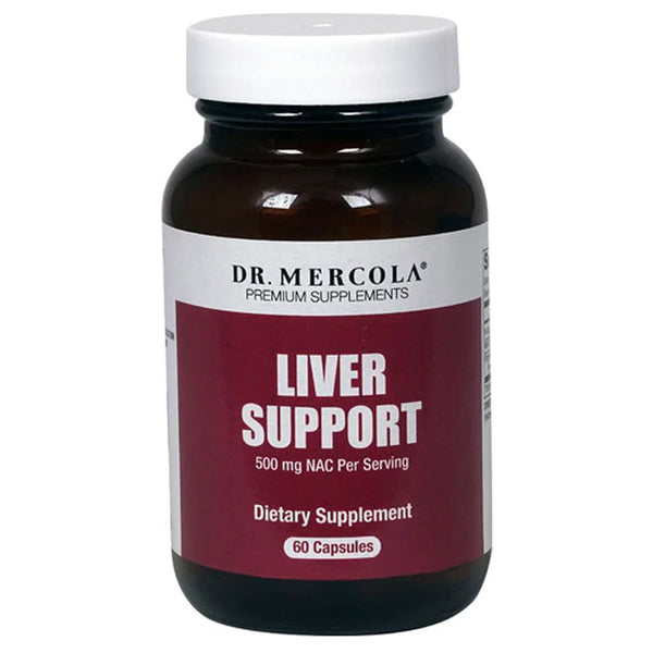 Dr. Mercola Liver Support 60c