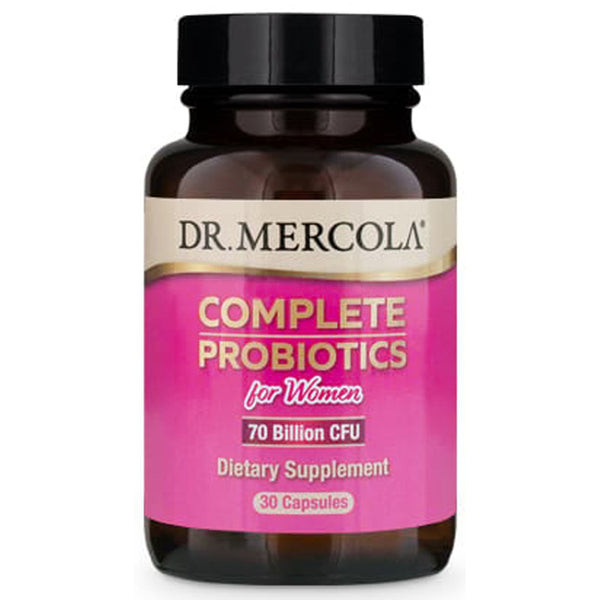 Dr. Mercola Womens Probiotic 30c