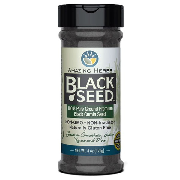 AH Black Cumin Seed (Ground) - 4oz