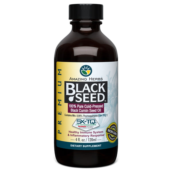 AH Premium Black Seed Oil - 4oz