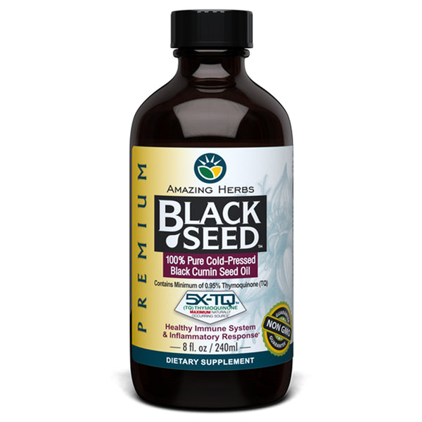 AH Premium Black Seed Oil - 8oz