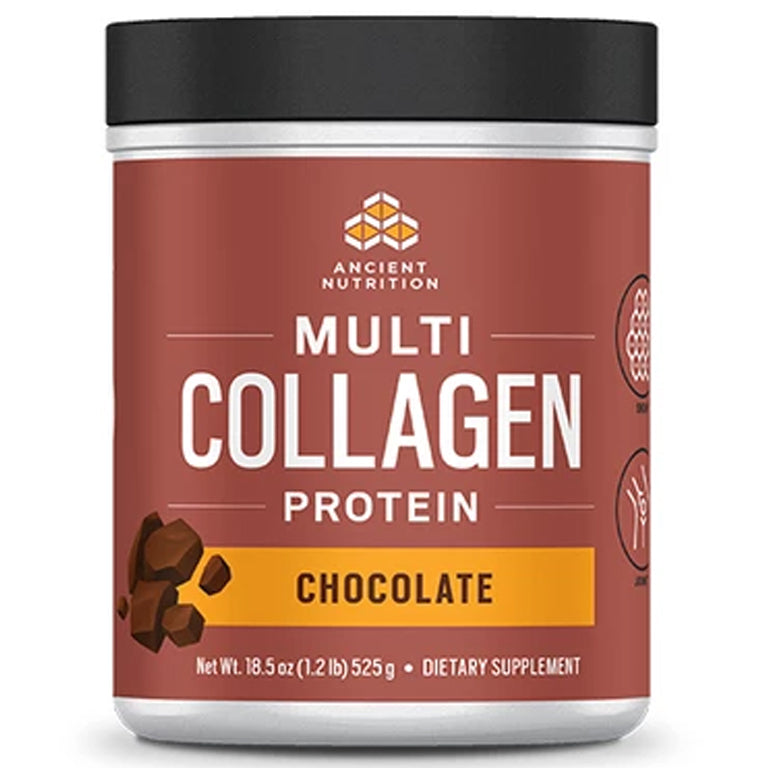 AN Multi Collagen Protein Chocolate