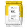 "Acure Brightening Cleansing Towelettes (Coconut & Argan) - 30 (5""x7"")"
