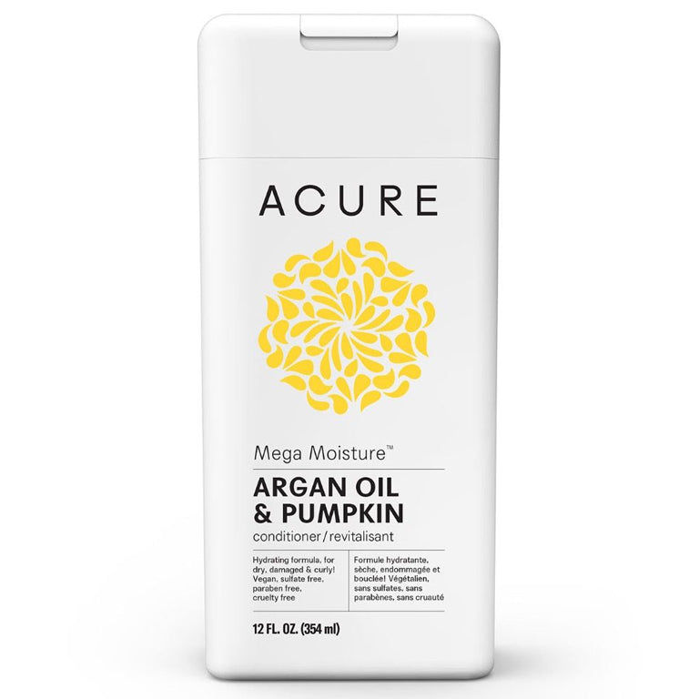 Acure Mega Moisture Conditioner (Argan & Pumpkin) - 12oz