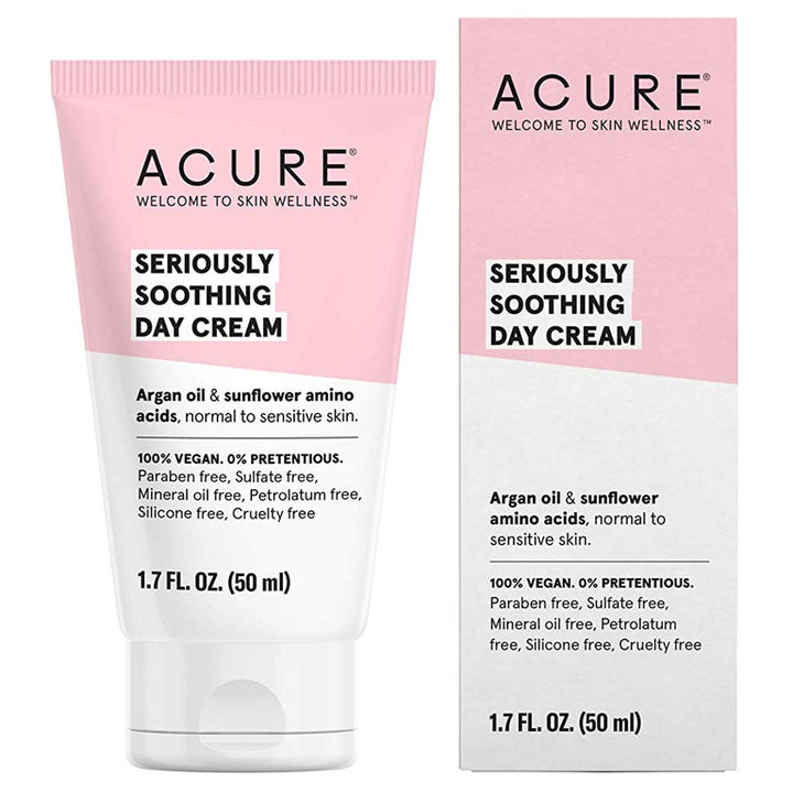 Acure Seriously Soothing Day Cream - 1.7oz