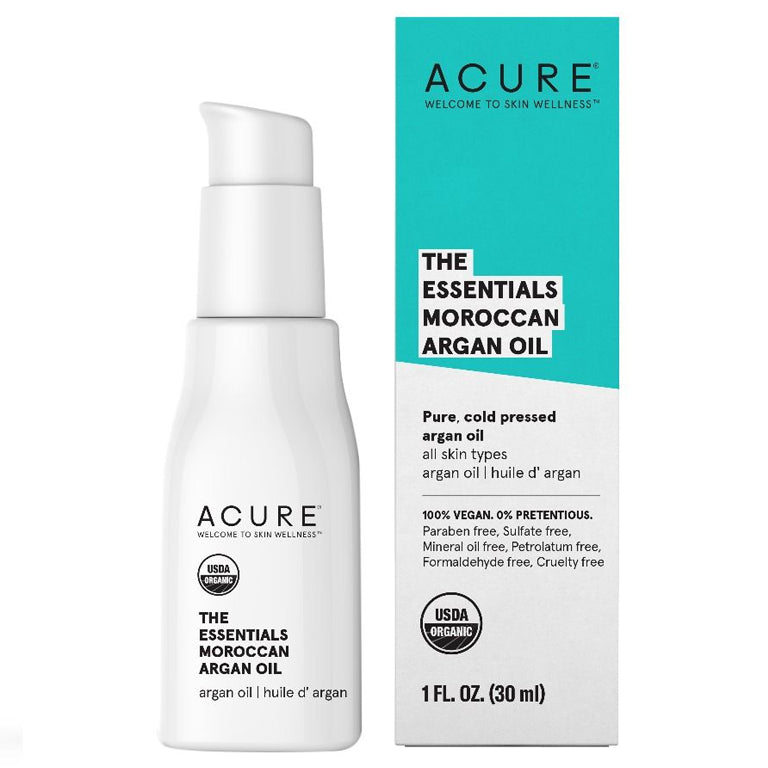 Acure The Essentials Argan Oil - 1oz
