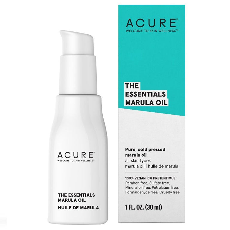 Acure The Essentials Marula Oil - 1oz
