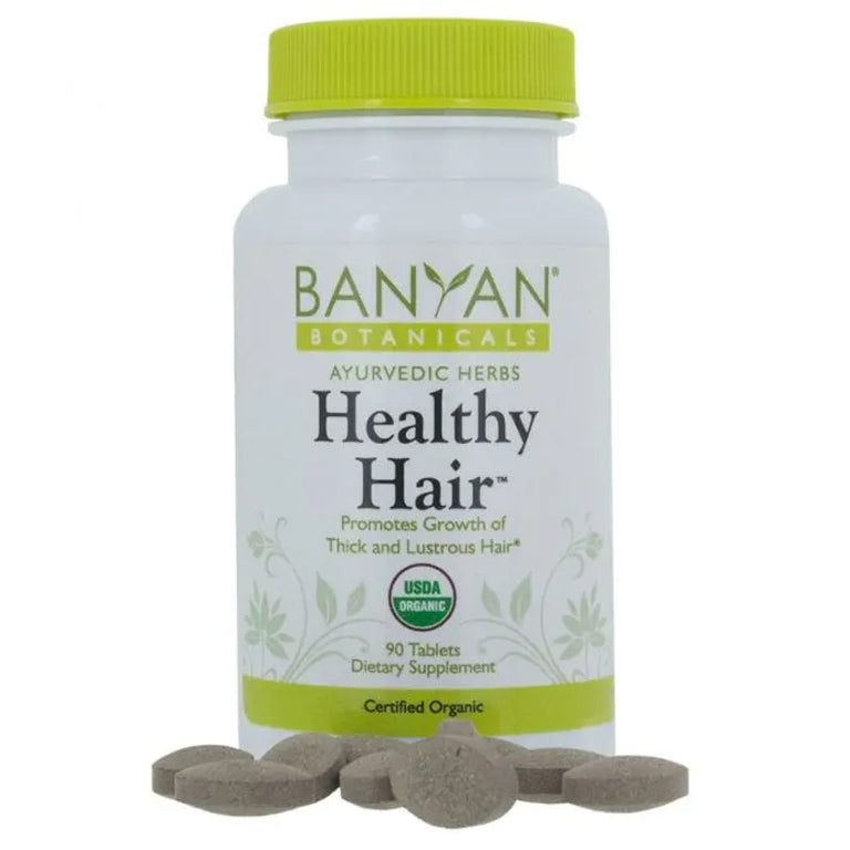 Banyan Healthy Hair tablets - 90t