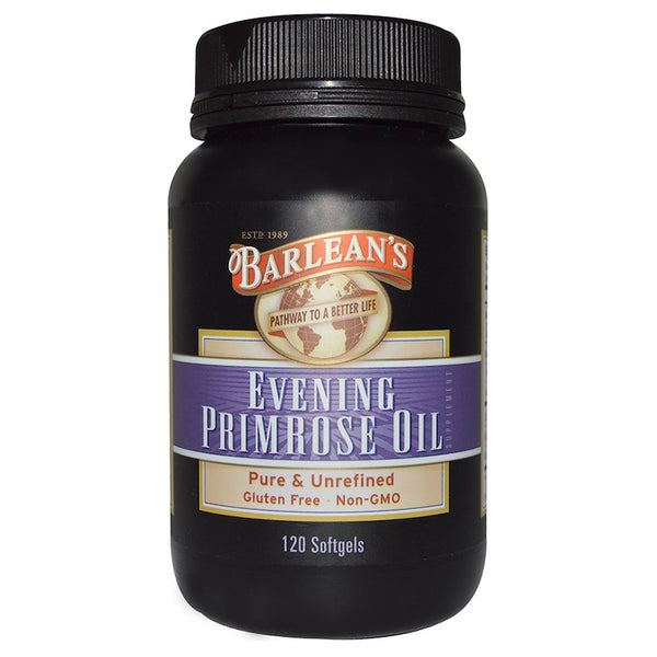 Barlean's Evening Primrose (1300mg) - 120sg