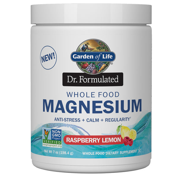 GOL DF Magnesium Raspberry Lemon Sm