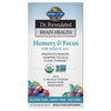 GOL Dr. Formulated Memory focus 40+ 60vc