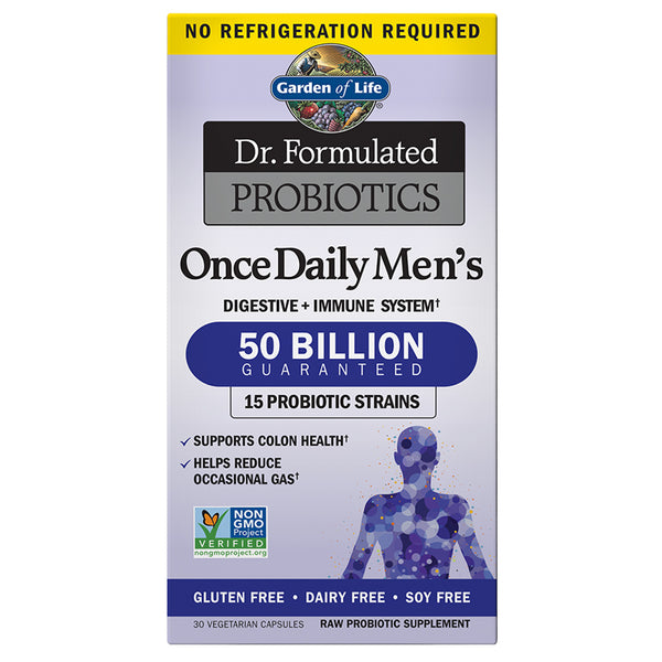 GOL Dr. Formulated Probiotic Mens 30c