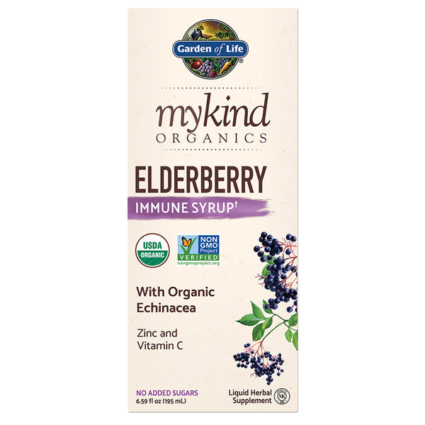 GOL Elderberry Syrup