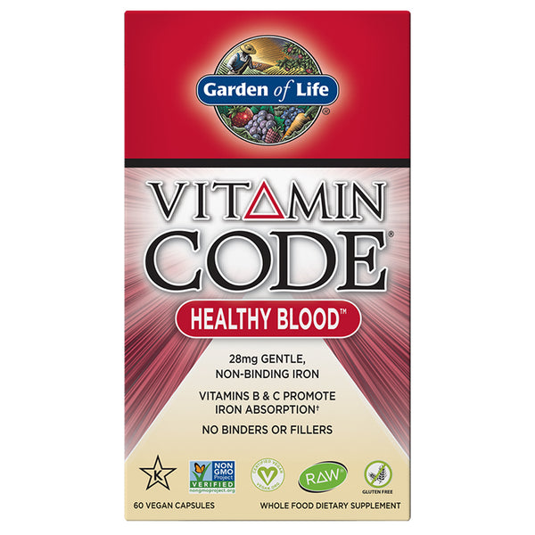 GOL Healthy Blood 60vc