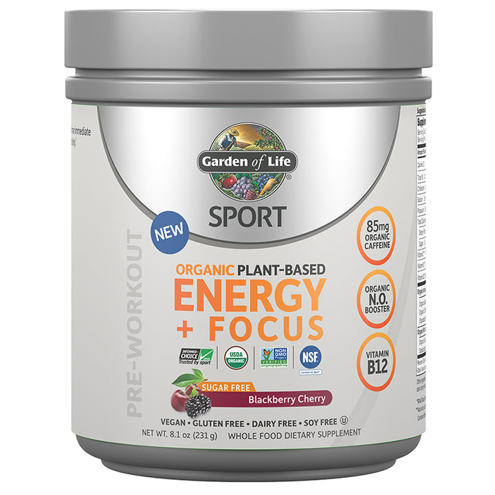 GOL Preworkout Energy Cherry