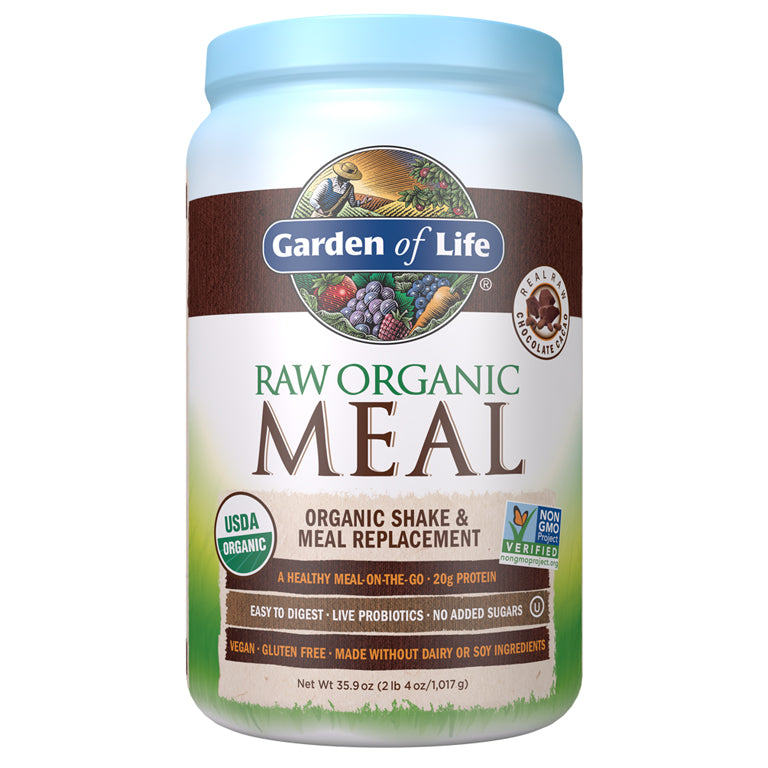 GOL Raw Meal Choc 2.7lbs
