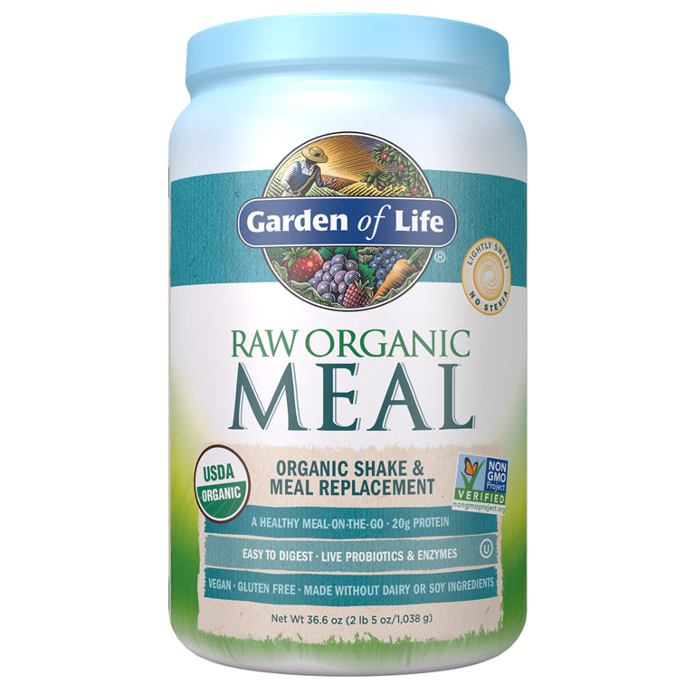 GOL Raw Meal Unflav 2.5lbs