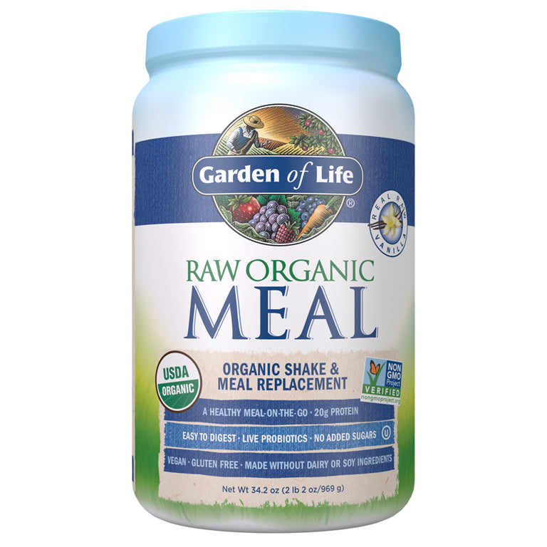 GOL Raw Meal Van 2.5lb