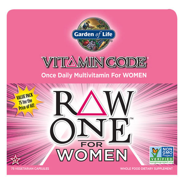GOL Raw One For Women 75vc