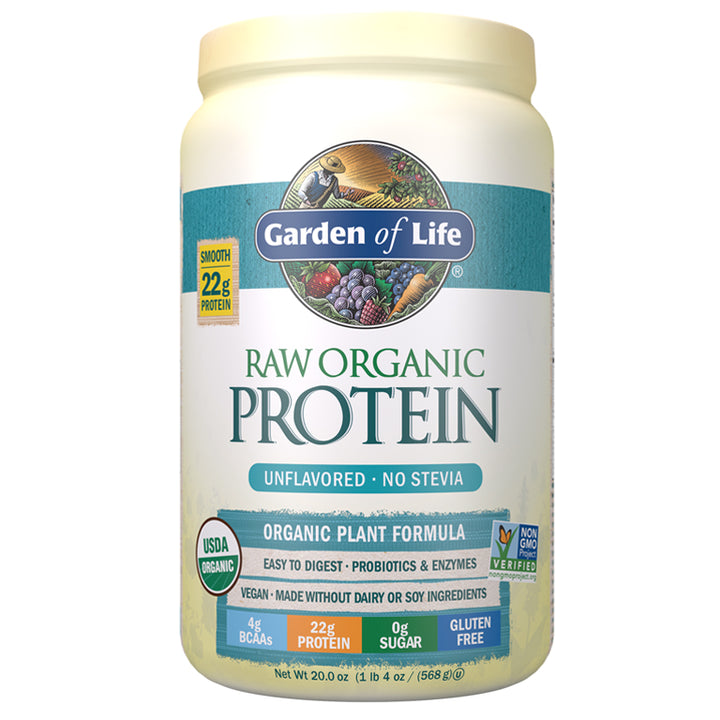 Raw Protein Unflavored 20oz