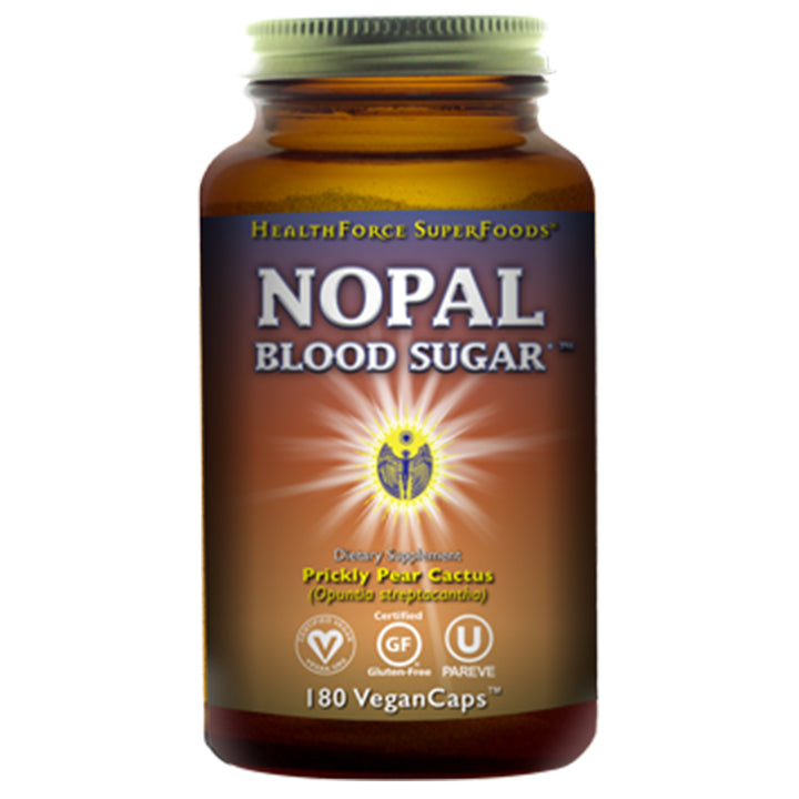 HFN Nopal Blood Sugar 180vc
