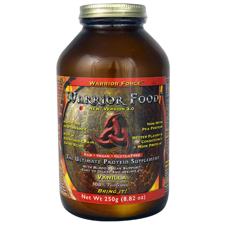 HFN Warrior Food Van 250g