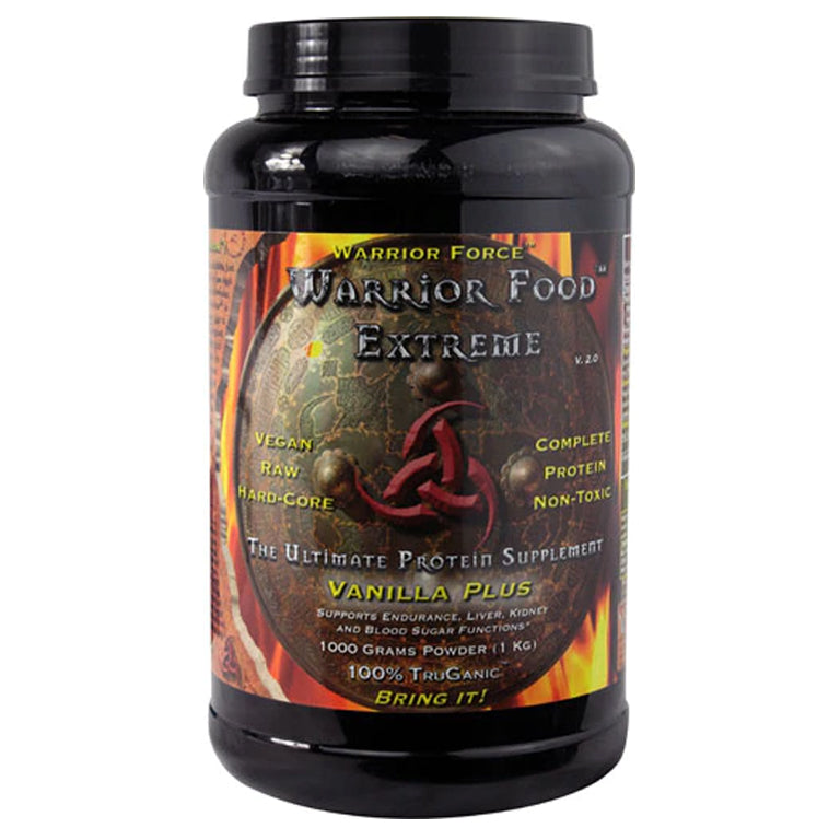 HFN Warrior Food Vanil 1000g