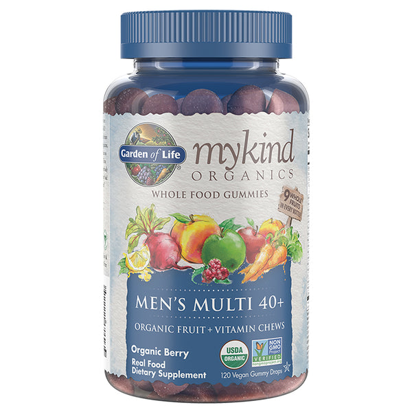 KIND Mens Multi 40+ Gummies