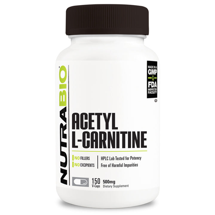 Acetyl L-Carnitine (500mg) 150c