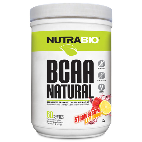 NB BCAA Natural Powder (Unflavored ) 300g