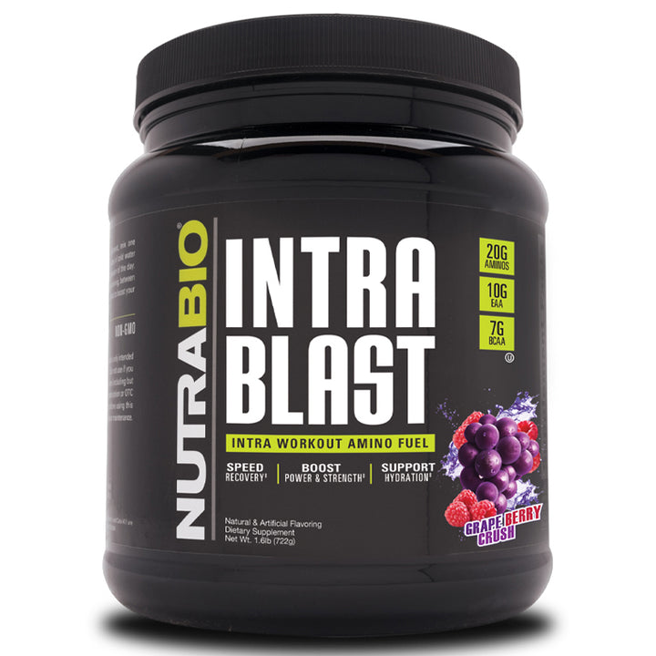 NB Intra Blast (Fruit Punch) 724g