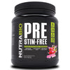 NB PRE Workout Stimulant Free (Watermelon) 1.2lb