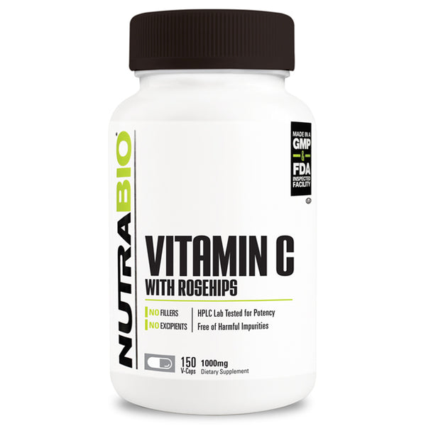 NB Vitamin C (1000mg) with Rose Hips 150vc