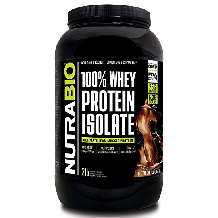 NB Whey Isolate Choc 2lb