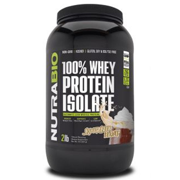 NB Whey Protein Isolate (Vanilla) 2lb