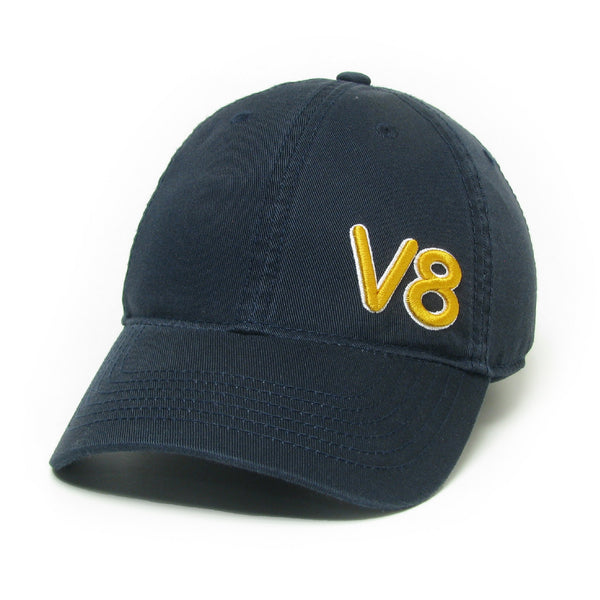 V8 The Mark of Excellence Navy Cap